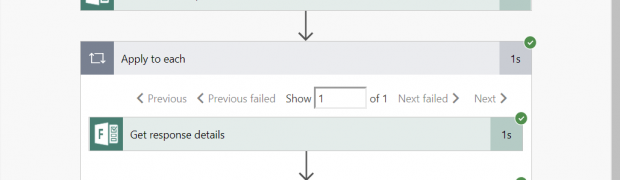 Parallel Approvals using Microsoft Flow, Forms & SharePoint